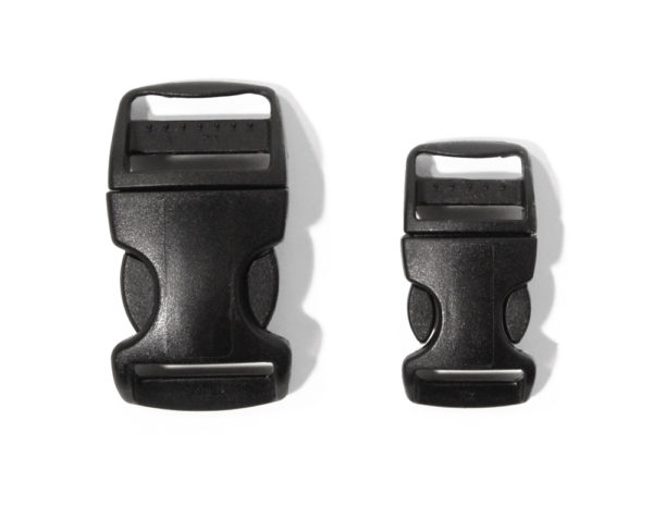 Contoured Side Release Buckles