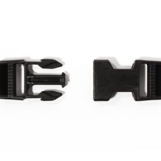 Dual Adjustable Side Release Buckles