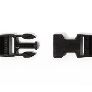 Dual Adjustable Side Release Buckles