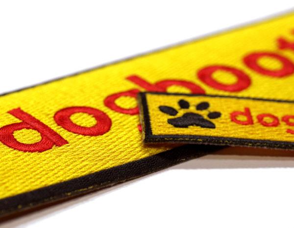 Dogbooties.com Patch