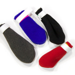 Fleece Booties / Bundle of 250